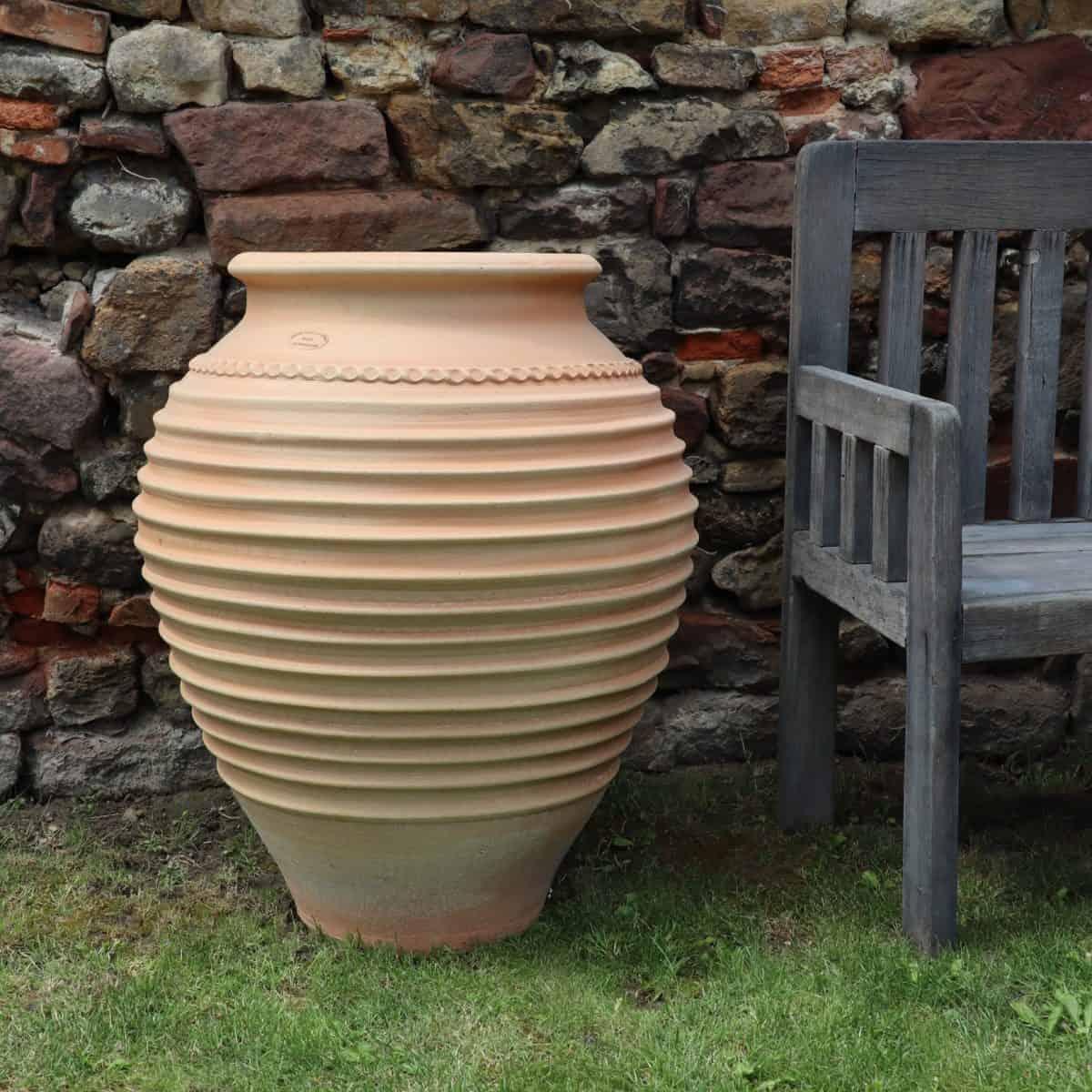 Palatina Keramik-Ficus 80